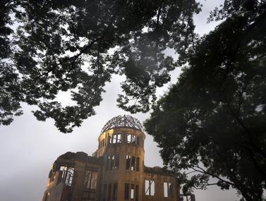 Menengok Kubah Bom Atom di Hiroshima