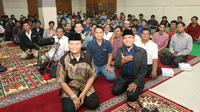 Wakil Ketua MPR RI Dr. H. M. Hidayat Nur Wahid MA, mengajak generasi millenial menggunakan hak pilihnya pada pemilu 17 April 2019.