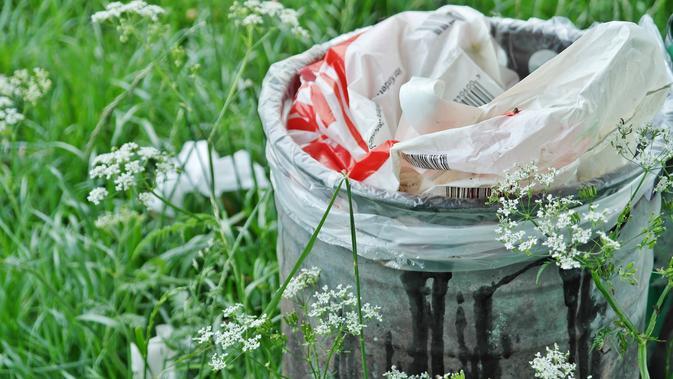 Ilustrasi sampah (dok. Pixabay.com/Putu Elmira)