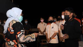 Menaker Ida Apresiasi Semangat Peserta Magang Meski Pandemi