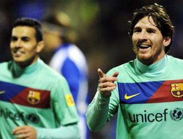 Lionel Messi (© AFP 2011)