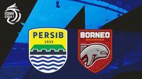 BRI Liga 1 - Persib Bandung Vs Borneo FC (Bola.com/Adreanus Titus)