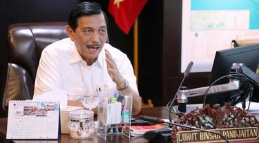 Singgung Transisi Energi Terbarukan, Menko Luhut Optimis Indonesia dengan Potensi Indonesia