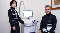 Klinik Dermaplus tawarkan solusi teknologi terkini dalam mengatasi kelainan pembuluh darah. (dok. Klinik Dermaplus)