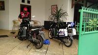 Yamaha melayani servis motor di rumah pelanggan. (ist)
