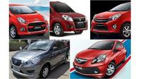 Segmen low cost green car (LCGC) kian bergairah di pasar nasional.