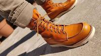 Sepatu Bot akan jadi tren lagi di 2019. (dok.Instagram @bootsthetic/https://www.instagram.com/p/BsV2HtFHHxU/Henry