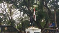 Dalam aksi yang digelar ribuan mahasiswa dari berbagai perguruan tinggi di Kota Medan, Selasa, 24 September 2019, lalu, menolak sejumlah Rancangan Undang-Undang (RUU).