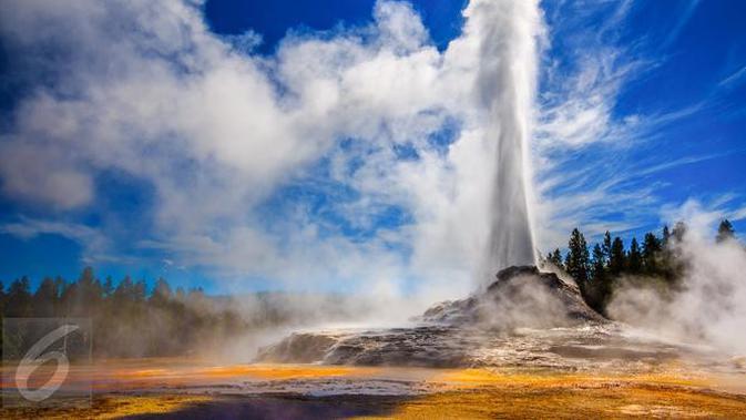 1-3-1872: Lahirnya Yellowstone Park, Taman Nasional ...