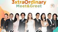 Samudra Cinta gelar 3xtraOrdinary Meet & Greet secara virtual, Sabtu (12/12/2020) pukul 16.30 WIB live di Vidio