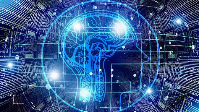 Ilustrasi Kecerdasan Buatan. Dok: intersystems.com