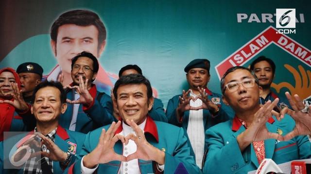 Partai Idaman menjadi satu dari 13 partai politik yang berkasnya tidak diterima Komisi Pemilihan Umum (KPU)