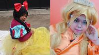 Selain Jadi Putri Tidur, Ini 5 Gaya Kekeyi Tampil Bak Ratu (sumber: Instagram.com/rahmawatikekeyiputricantikka23)