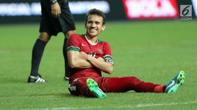 Egy Maulana Masuk Daftar  Talenta Terbaik Sepak Bola Dunia