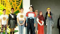 Dust Fashion Design Competition 2019 Hadir Di Catwalk JFFF.  foto: istimewa