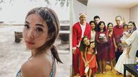 6 Momen Kedekatan Gisella Anastasia dengan Keluarga Wijin, Kompak (sumber: Instagram/gisel_la/jaysforeal)
