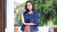 WAGs baru PSS Sleman, Gita Urmila Dewi. Ia merupakan istri dari I Gede Sukadana (Instagram/ @gitaurmilla)