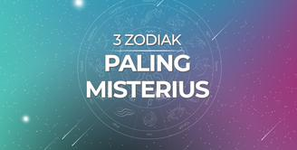 3 Zodiak Paling Misterius