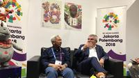 Presiden Komite Olimpiade Internasional (IOC), Thomas Bach (Ahmad Fawwaz Usman)