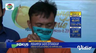 Seorang perampok yang dikenal sadis setelah anggota Buser Polres Probolinggo Kota meringkusnya. Selama lebih dari 4 tahun, Buyan jadi buronan polisi atas kasus perampokan, penganiayaan, serta upaya perkosaan terhadap istri korbannya.