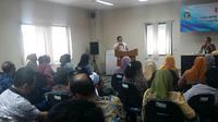 Pemprov Banten sejak awal konsen terhadap kemajuan pendidikan kaum disabilitas, ada 4 program yang tengah disiapkan Pempov.