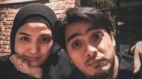 Ricky Harun dan Herfiza (Sumber: Instagram/rickyharun)