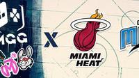 Misfits Gaming Miami Heat Orlando Magic. (Dok. Misfits Gaming)