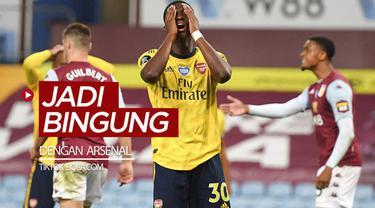 Berita video TikTok Bola.com kali ini video editor Okie Prabhowo dibuat bingung oleh Arsenal yang keok dari Aston Villa, padahal sebelumnya menang atas Liverpool dan Manchester City.