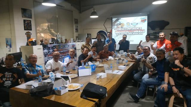 Indonesian Bikers Bawa Misi Khusus Ini (Arief A/Liputan6.com)