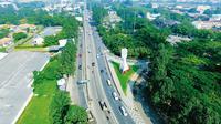 Kota Tangerang layak investasi.