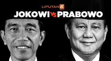 Banner Infografis Isu Panas Debat Capres Jokowi Vs Prabowo