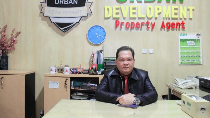 Founder dan CEO Urban Development, Stevanus Rocky. (Istimewa)