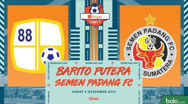Barito Putera Vs Semen Padang FC