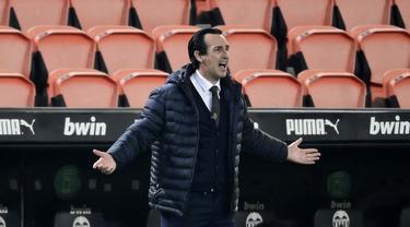 Dua Gol Menit Akhir Menangkan Valencia Atas Villareal 2-1