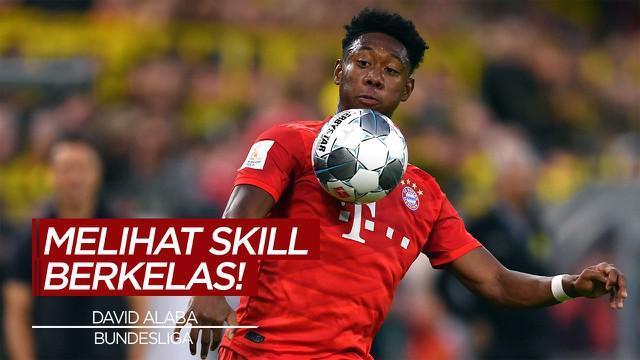Berita Video Melihat Skill Berkelas Pemain Bayern Munchen, David Alaba