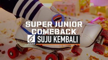 Setelah para personil grup Kpop Super Junior selesai melaksanakan wajib militer. Kini, mereka mengumumkan akan kembali dengan rilis album ke-9.