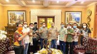 Bamsoet Kukuhkan Kepengurusan Perkumpulan Pemilik Izin Khusus Senjata Api Bela Diri Indonesia