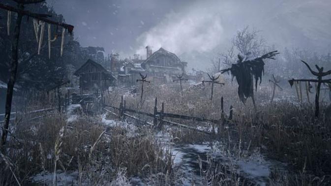 Resident Evil 8 Village tak akan rilis di PS4 dan Xbox One. (Doc: Capcom)