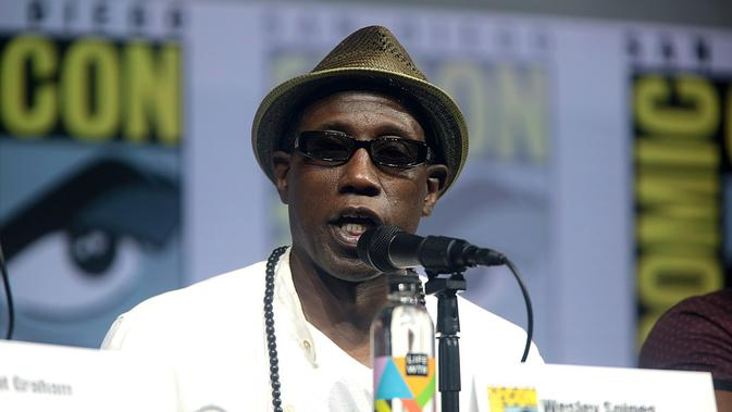 Wesley Snipes (wikimedia commons)
