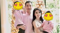 Harvey Moeis dan Sandra Dewi Sumber: Instagram/sandradewi88)