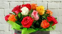 Ternyata setiap warna bunga mawar memiliki arti dan makna yang berbeda (Sumber foto: Netflorist.co.za)