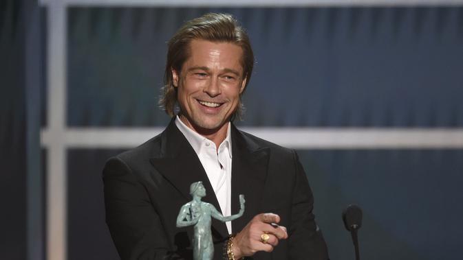 Brad Pitt (Photo/Chris Pizzello - AP)