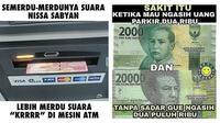Meme Lucu Uang Rupiah Ini Bikin Senyum Senyum (sumber:Instagram/daikicase.id)