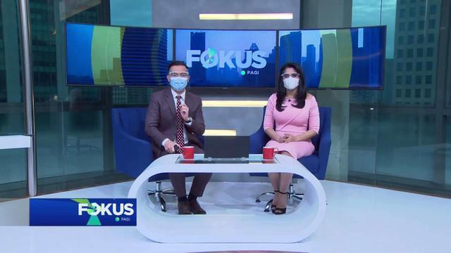 Update berita dan informasi terkini Anda di Fokus Pagi hari ini menyajikan berita dan informasi di antaranya, Ratusan Rumah Direndam Banjir, Waspada Banjir Lahar Dingin Semeru, Bayi Lahir Sehat Di Rumah Sakit Covid-19, Gajah Melahirkan.