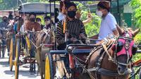 Menparekraf Sandiaga Uno berkunjung ke Desa Candirejo, Magelang, Jawa Tengah. (dok. Biro Komunikasi Kemenparekraf)