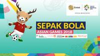Sepak Bola Asian Games 2018 (Bola.com/Adreanus Titus)