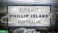 MotoGP_Sirkuit Phillip Island, Australia (Bola.com/Adreanus Titus)