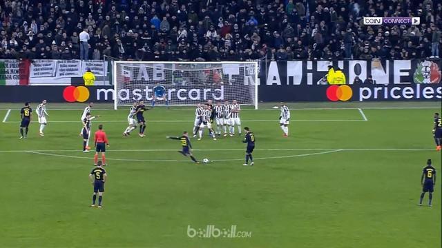 Juventus ditahan imbang 2-2 oleh Tottenham Hotspur pada laga leg pertama babak 16 besar Liga Champions. Bianconeri sempat unggul d...