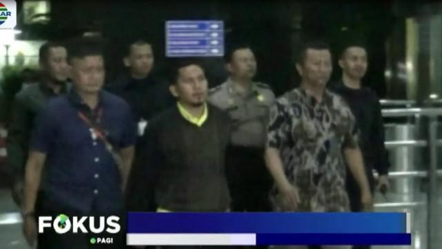 Dari OTT itu KPK mengamankan delapan orang termasuk Gubernur Aceh dan Bupati Bener Meriah.