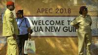 Papua Nugini menjadi tuan rumah penyelenggaraan KTT APEC 2018 (AP/Mark Schiefelbein)